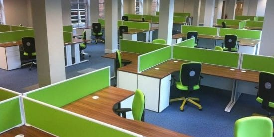 office finished-conexus
