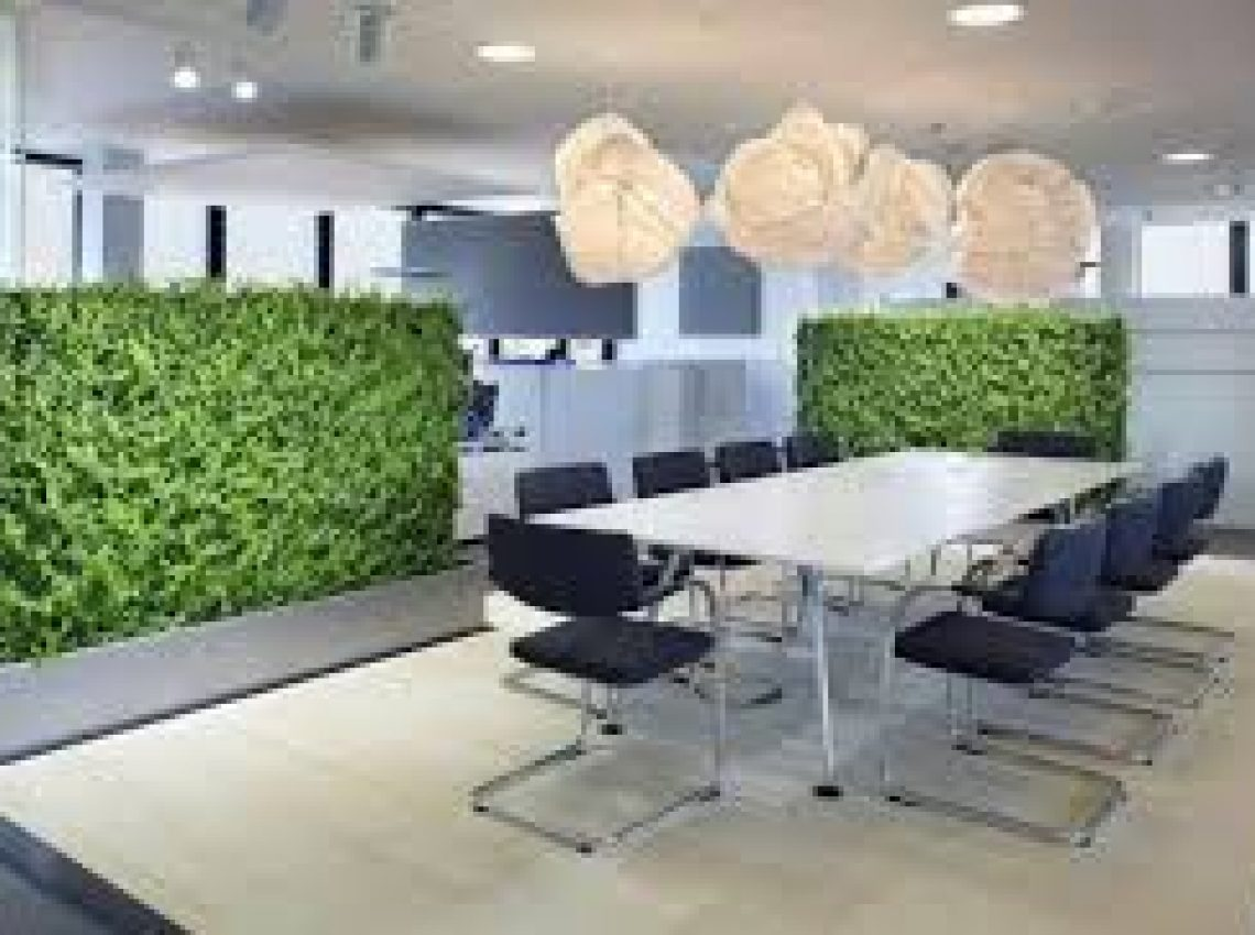 office interior outdoors